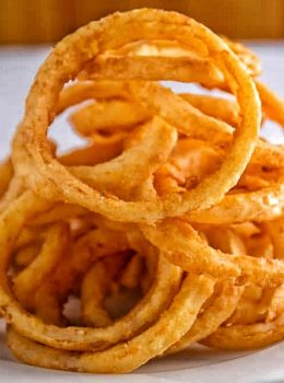onion rings wild willys burgers