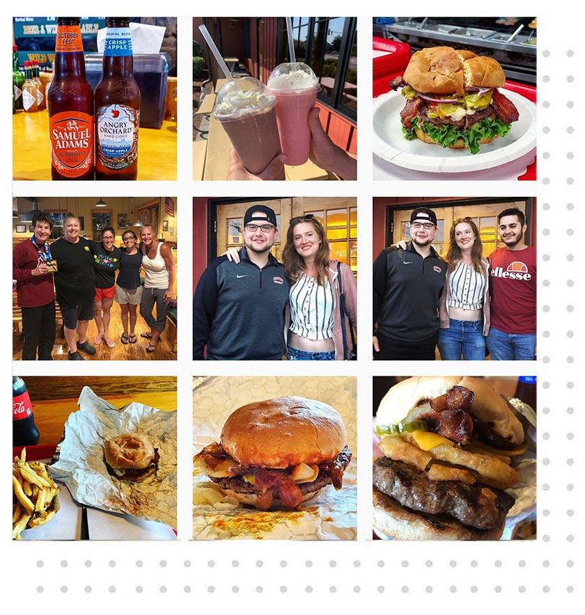 Instagram Wild Willy's Burgers